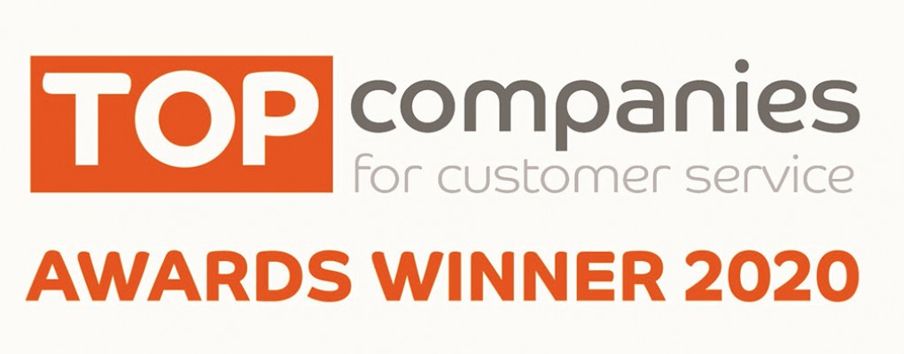 Winners At The Top 50 Companies For Customer Service Awards!