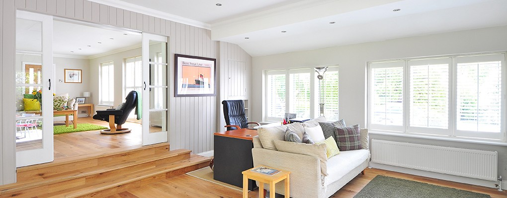 Research reveals British homeowners spend £13,000 on special features for their homes